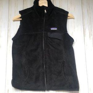 Patagonia Black Women's Vest